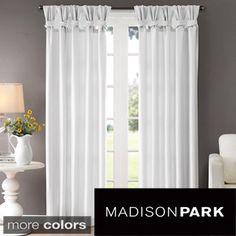 Madison Park Natalie Twisted Tab Curtain Panel