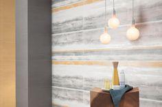 Arty, Atlas Concorde plaster look ceramic wall tiles Curry Matt