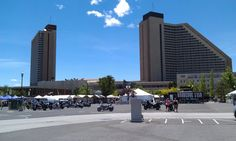 Sparks, Nevada - Street Vibrations Motorcycle Rally.