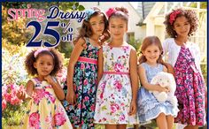 Children's Place 50%off clearance + 25% off Spring clothing + Additional 20% off + free shipping!!