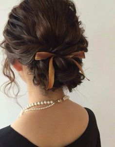 haarschnitt ideen - Information on (notitle) Pin Sie k . Hair Loss: Biotin is Food for Your Hair A Boy Hairstyles, Pretty Hairstyles, Braided Hairstyles, Hairstyle Ideas, Hairstyles With Ribbon, Witchy Hairstyles, Ribbon Hairstyle, Party Hairstyle, Ribbon Braids