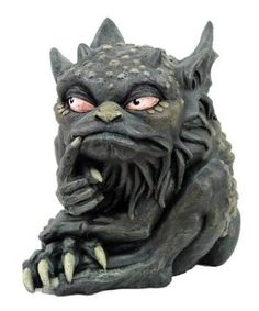 Amazon.com: Large Toad Gargoyle Statue Cunning Scheming Figurine: Home & Kitchen