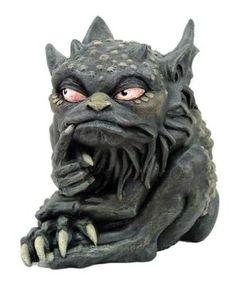 Amazon.com: Large Toad Gargoyle Statue Cunning Scheming Figurine: Home & Kitchen