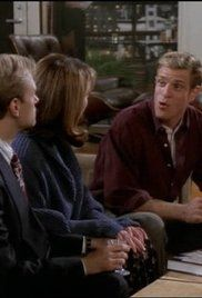 Frasier Season 2 Episode 17. , Clive, visits her in Seattle to declare his continuing love for her. Rather than tell him the truth, that she can't see a future for them, she pretends to be married to Niles.