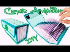 Carpeta organizadora scrapbook Diy - Craft | Manualidades