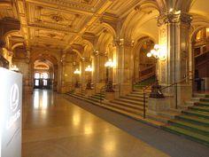 Opera House - Viena - Áustria