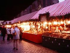The Top 10 Sights in Germany: How Many Have You Seen?: The Christmas Market in Nuremberg