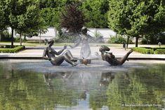 Trom devám konečne dopriali vodu! Bratislava, Garden Sculpture, Outdoor Decor