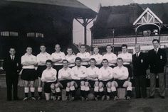 """"""" Fulham's promotion team they must have been good appeared to go up without needing a keeper"""" Fulham Fc, Robert Wood, London Photos, Old London, Memories, History, Concert, Twitter, Memoirs"""