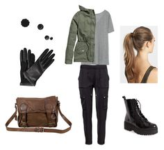 """""""Cinder Outfit"""" by onewithbirds ❤ liked on Polyvore"""