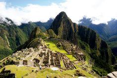 Machu Picchu, un motivo de sobra para lanzarse colina arriba