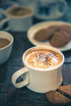 Indian Style Cappuccino Coffee