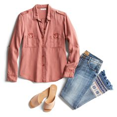 The 5 Spring Denim Trends To Ask Your Stylist For 44459