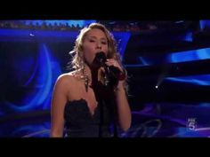 ▶ Haley Reinhart - Blue - American Idol Top 13 - 03/09/11 - YouTube