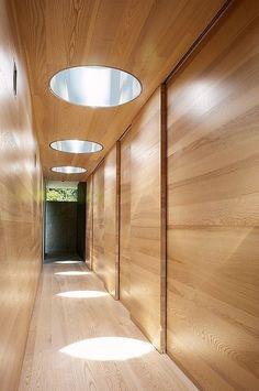 Idee per illuminare il corridoio (Foto) | Design Mag