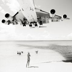 La spiaggia con gli aerei sopra - Il Post