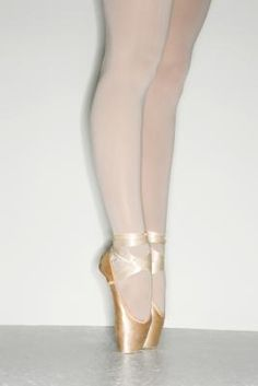 Tips for better pointes. No more shoving feet under the couch.  I might do this just so I have a better foot point.