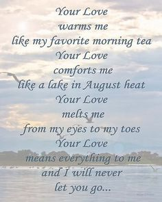 Cute Poems for Your Boyfriend - Bing Images