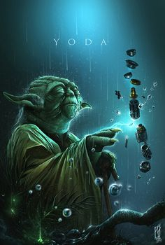 Yoda my name is, Jedi Counsil member I am, last of the Jedi Order I am. Mmhh, yes