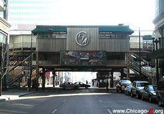 Chicago ''L''.org: Stations - Randolph/Wabash