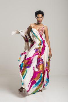 Inecto's New Brand Ambassador Gail Mabalane