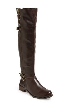 BCBGeneration 'Krush' Over the Knee Riding Boot (Women) available at #Nordstrom