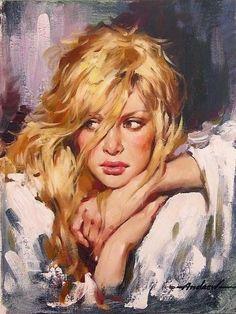 Andrew Atroshenko (born 1965) Russian artist