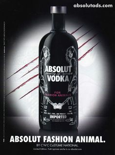 Absolut Fashion Animal