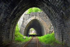 Train Tunnels - Cool, Picture, Train, Tunnels