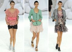 Under the sea collection @ Chanel