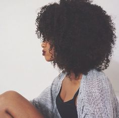 BeauTIFFul Curls strives to inspire & uplift women with natural hair by promoting beautiful kinky/curly hair. Pelo Natural, Natural Hair Tips, Natural Hair Journey, Natural Curls, Natural Hair Styles, My Hairstyle, Afro Hairstyles, Pelo Afro, Big Hair Dont Care