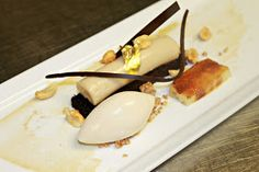 Chef Antonio Bachour: Peanut Butter Panna Cotta Recipe