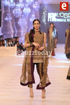 Sana Safinaz - PFDC L'Oréal Paris Bridal Week 2014-ebuzztoday (101)