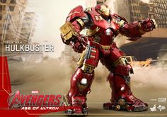Hot Toys - Age of Ultron : Hulkbuster