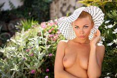 Beautiful woman in the garden http://www.sexshoperia.pl