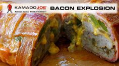 Kamado Joe - Bacon Explosion