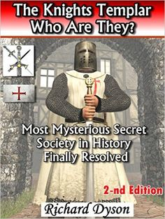 d552d2480ac Amazon.com  The Knights Templar Who Are They   Most Mysterious Secret  Society