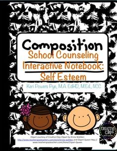School Counseling Group Curriculum: Self Esteem (Using Int