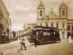 Praça da Sé, início do século XX. São Paulo (SP).