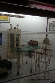 Museo minero, antigua consulta médica