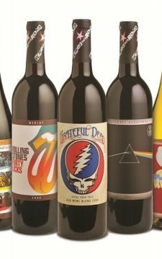 These are amazing: Wines That Rock