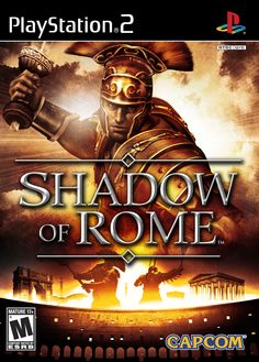 Shadow Of Rome (2005) Playstation 2