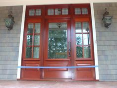 Front Door With Sidelights Style