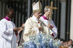 Em mensagem de Páscoa, Papa pede paz na Ucrânia e na Venezuela; Assista a missa NA ÍNTEGRA http://newsevoce.com.br/?p=9488