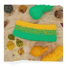 "(@___handmade_by_a___)"" * Čelenka 💚💛 #crochet #crocheting #crochetclothes #headband #crochetheadband #yellow #green #colors…"" Crochet Clothes, Green Colors, Crochet Bikini, Crocheting, Yellow, Handmade, Accessories, Fashion, Crochet"