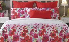 Makayla Quilt Cover Set By Bianca