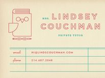 type-Dribbble - Card by Brent Couchman