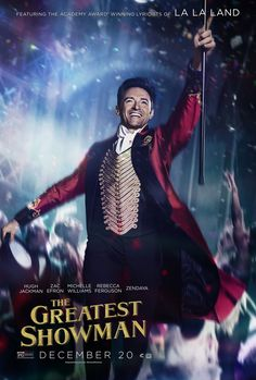 Step Right Up & Check Out These Amazing Posters for The Greatest Showman, Starring Hugh Jackman | Broadway Buzz | Broadway.com