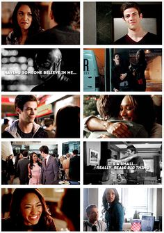 Iris and Barry GIFset