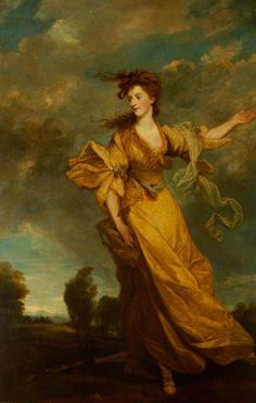 Lady Jane Tollemache, Lady John Halliday, by Sir Joshua Reynolds, 1778-9, at Waddesdon Manor. ©National Trust, image provided by the Public Catalogue Foundation